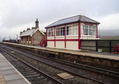 Network Rail – Garsdale Signal Box