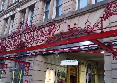 Morgan Sindall – Victoria Station