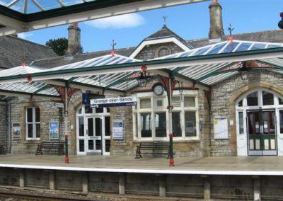 Network Rail – Grange Over Sands, Cumbria