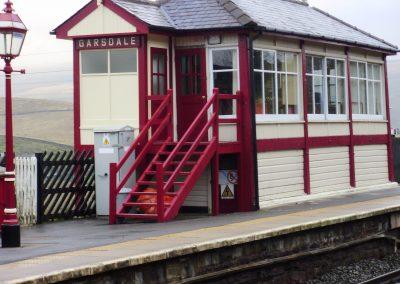 Network Rail – Garsdale Station (North Yorkshire)