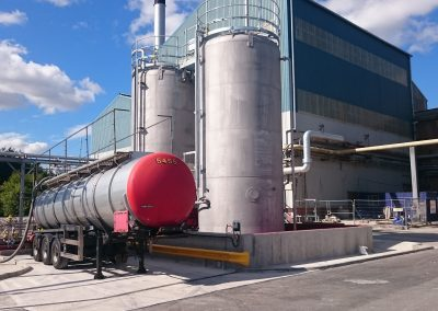 BYK Additives & Instruments Ltd – Widnes Depot